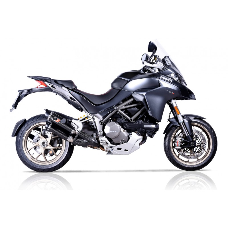 Echappement moto Qd Exhaust EX-BOX DUCATI 916 MONSTER S4