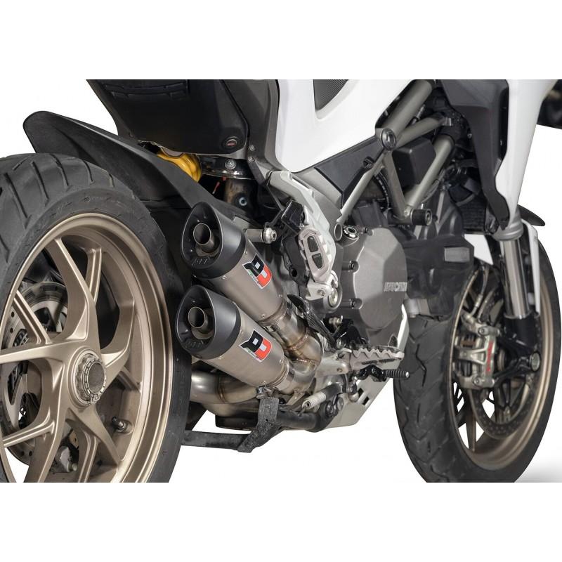pot dEchappement moto Qd Exhaust EX-BOX DUCATI 1000