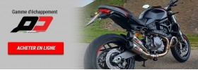 Pot d'échappement moto QD Exhaust