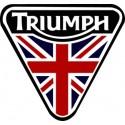 Pot d'échappement Vance & Hines Triumph