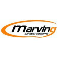 Pot d'Echappement Moto Marving D'origine